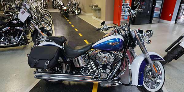 Motorcycle Buyers in California