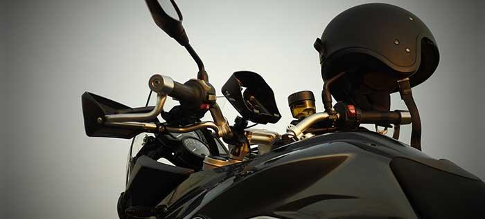Motorcycles in Oceanside