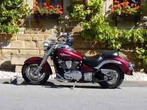 Harley vs Honda