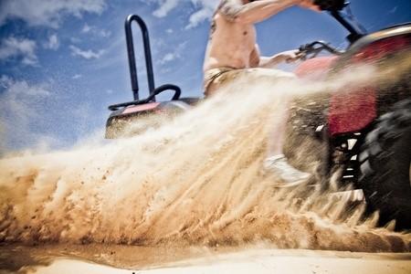 ATVs in Baja California